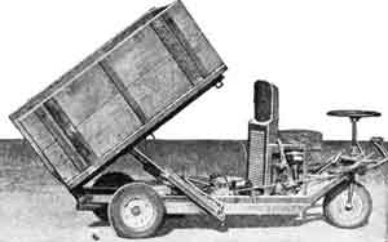 Build a Utility Cart like a Mule Plans