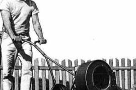 Enormous Vintage Leaf Blower Plans