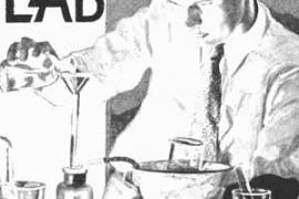 How to Equip Your Chem Lab circa 1940!