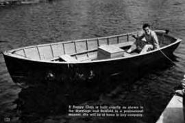 Large Wooden Sea Skiff Plans - Panga Plans