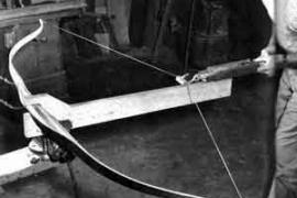 Powerful Home Built DIY Recurve Bow